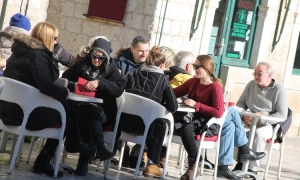 PHOTO GALLERY – Sunny Sunday in Dubrovnik after week of torrid weather