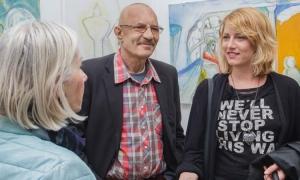 Dubrovnik artist open 19th solo exhibition - Around the City