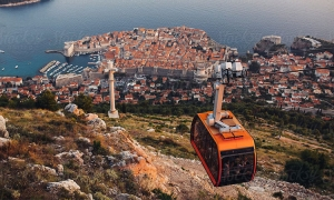 Dubrovnik Cable Car closed until further notice