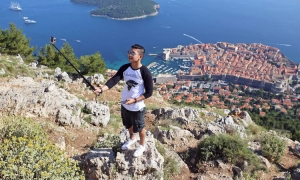 Massive drop in tourist numbers throughout Croatia in early 2020