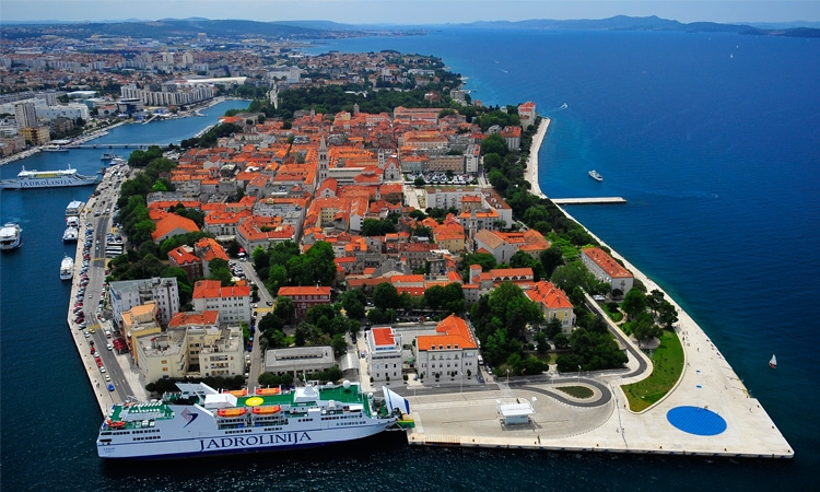 And the award for the best European destination for 2016 goes to...Zadar
