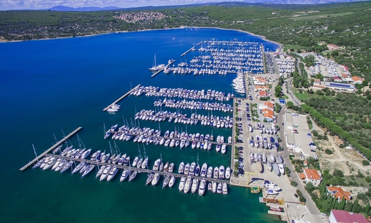 Marina Punat - the best Croatian marina in 2017