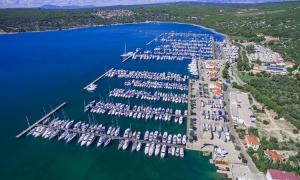 Marina Punat - the best Croatian marina in 2017