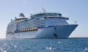 The cruises that dock at Dubrovnik