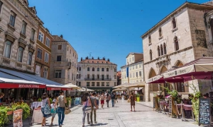 Tourism in Croatia – the leading economic branch in the country
