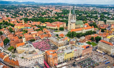Free sightseeing tours of Zagreb