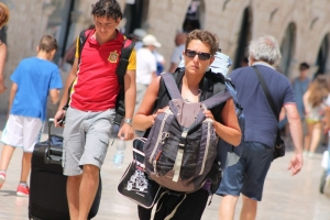 Dubrovnik can't stop breaking records
