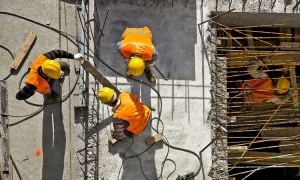 1.36 million employed people in Croatia