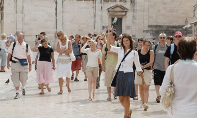 Over 14 million tourists visit Croatia in 2015