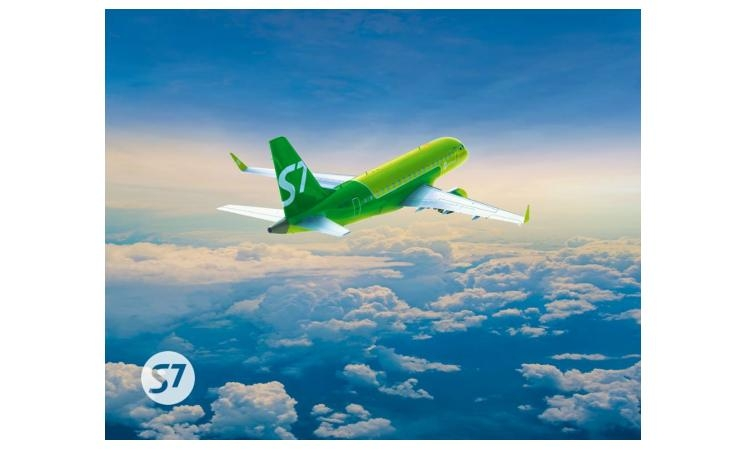 S7 Airlines introduces changes in 2019 summer flight schedule