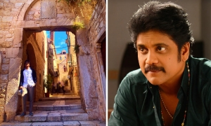 Bollywood superstar chills in Dubrovnik