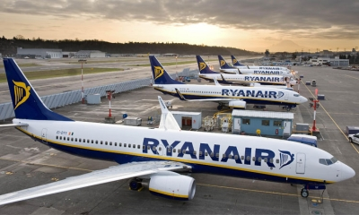 Ryanair expanding flights to Croatia