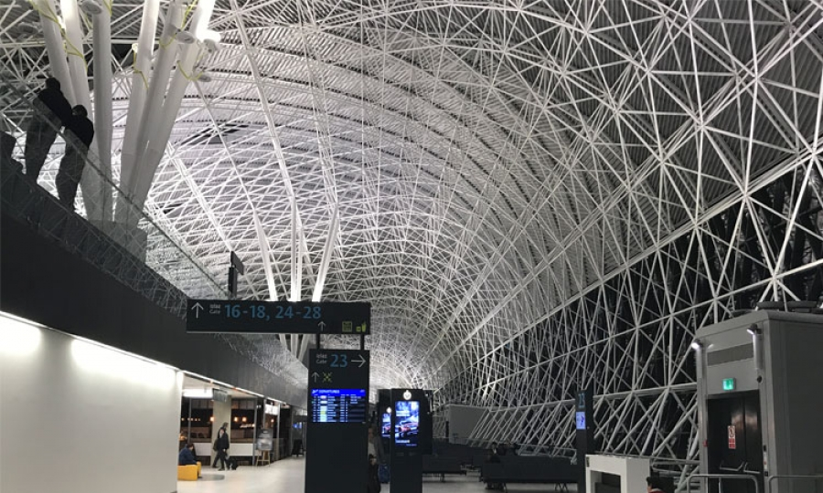 Zagreb Airport Ranked Alongside London City Airport In Award Giving The Dubrovnik Times