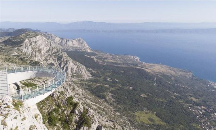 SKYWALK – Amazing lookout opens in the Biokovo Nature Park
