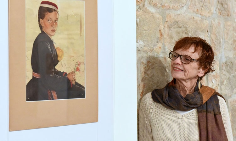 Sybille Göthe - passing on her father's legacy