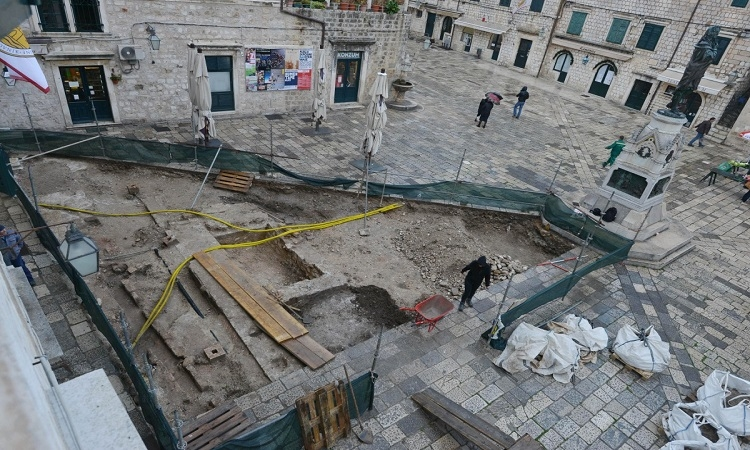 A new story under every Dubrovnik stone