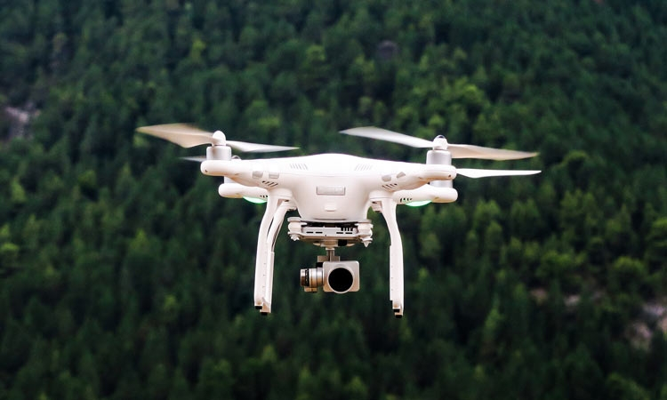 Drones to monitor Croatian sea