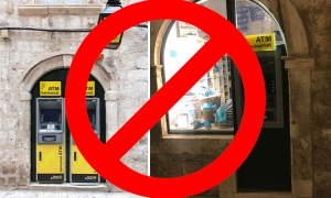 Tough new laws to limit the number of ATMs in the historic core of Dubrovnik
