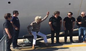 PHOTO Bob Geldof seen in Dubrovnik