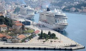Dubrovnik still the cruise ship magnet of Croatia