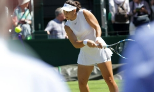 Ana Konjuh fights into fourth round