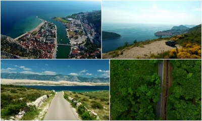 VIDEO – Breathtaking views: Amazing journey through Croatia