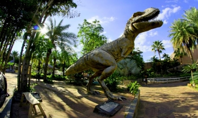 Dinosaur thematic park to open in Istria