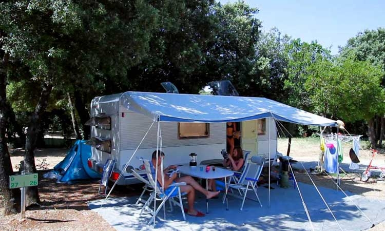 Camping becoming more popular in Croatia