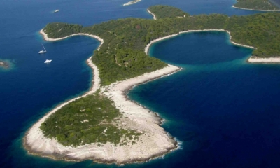 Saplunara, Mljet listed as one of the best secret beaches in Europe by The Times
