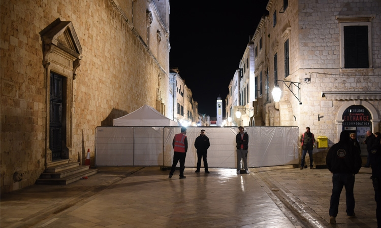 Star Wars closes Dubrovnik