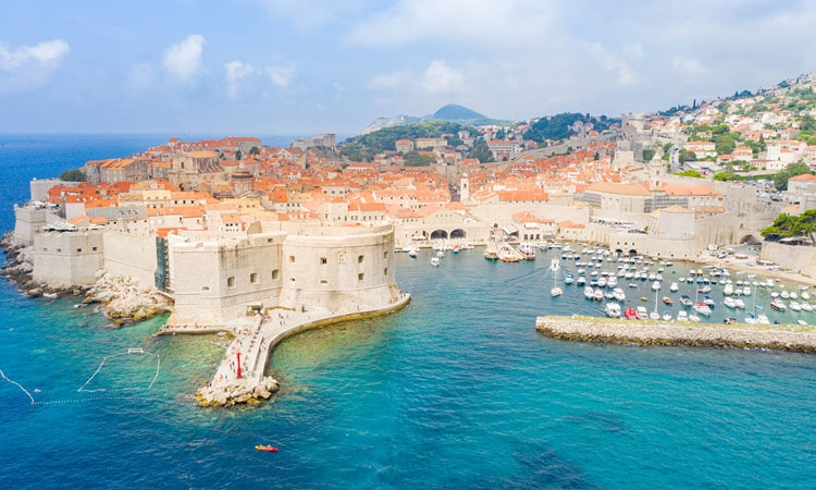 Dubrovnik the tourist leader in Croatia – most overnight stays in 2019