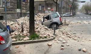 In 42 hours: 74 earthquakes recorded in Croatia