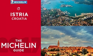 Second edition of Michelin Guise for Istria