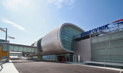 Dubrovnik Airport - All flights cancelled or diverted
