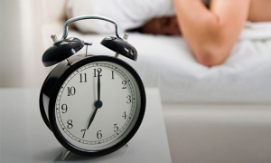 End of daylight saving time?