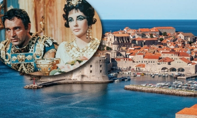 Are celebrities still free to roam Dubrovnik streets hassle free