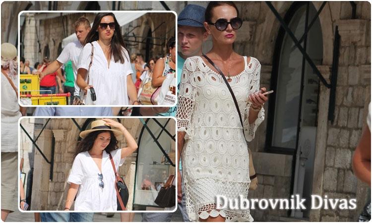 Dubrovnik Divas - White Edition