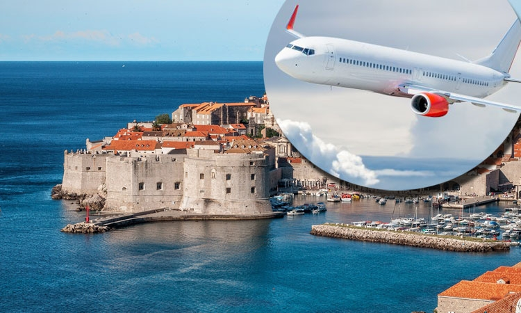 Direct flights to Dubrovnik for 2020