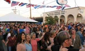 American Croatian Donates Image to Newly Remodelled Croatian Hall in California