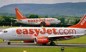 EasyJet sees flight reservations jump 250 percent as demand for travel increases with vaccine rollout