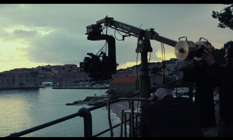 Behind the scenes of The Last Jedi with glimpses of Dubrovnik