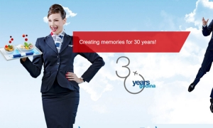 Croatia Airlines marks 30th anniversary