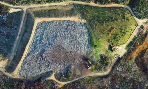 First stages of full closure of Dubrovnik waste landfill site underway