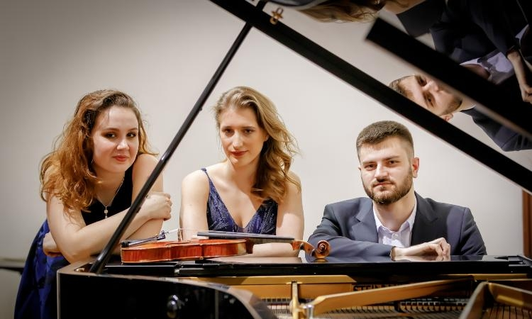 Trio Eusebius to perform in the atrium of the Rector's Palace