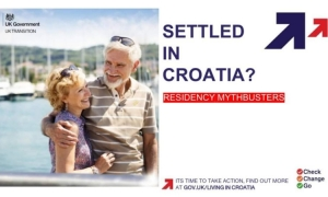 Croatia Residency Mythbusters -  common myths about applying for residency in Croatia – busted!
