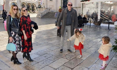 Christmas Day 2017 in Dubrovnik