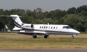 Rent your own Lear jet to fly to Dubrovnik