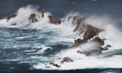 South wind brings rain and storms to Dubrovnik
