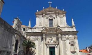 Discover Dubrovnik – St Ignatius Church