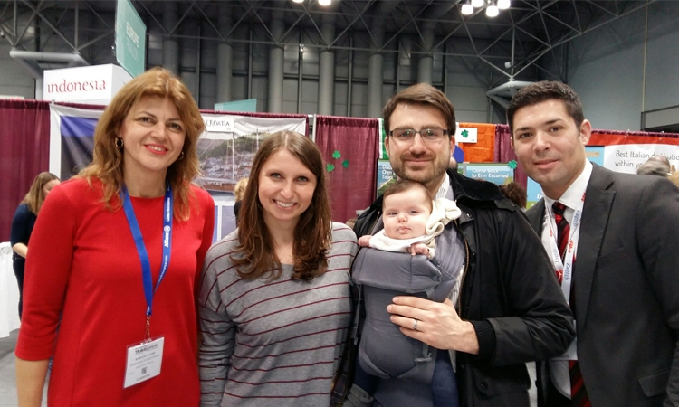 Dubrovnik receives huge interest at New York Times Travel Show